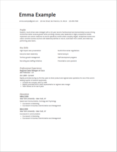 2020 Perfect Resume builder | Download Easily ...